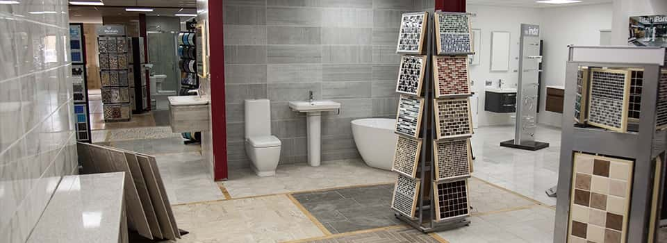 Bathroom Tiles Showroom totnes tile & bathroom studio wall & floor tile showroom.